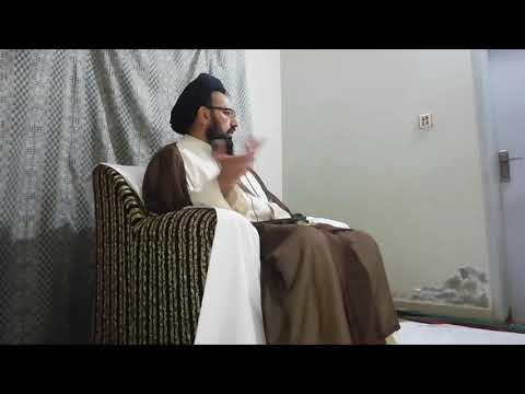 [1] Topic:  Dua e Iftitah - دعا افتتاح   H.I Sadiq Raza Taqvi - Urdu