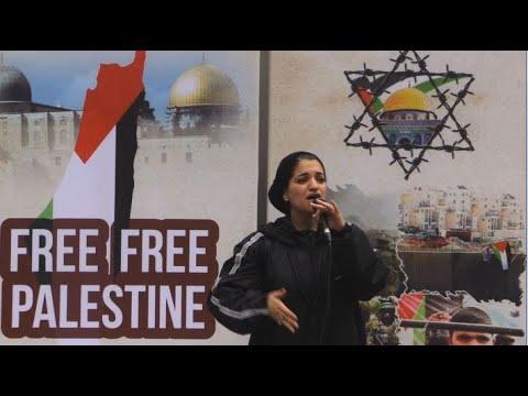 Sister Naseem Askari - Toronto Al-Quds Rally 2019 - English