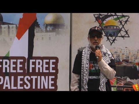Br. Zafar Bangash - Toronto Al-Quds Rally 2019 - English