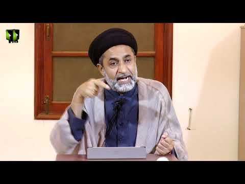[38] Dars Quran | H.I Syed Muhammad Haider Naqvi -  02 March 2019 - Urdu