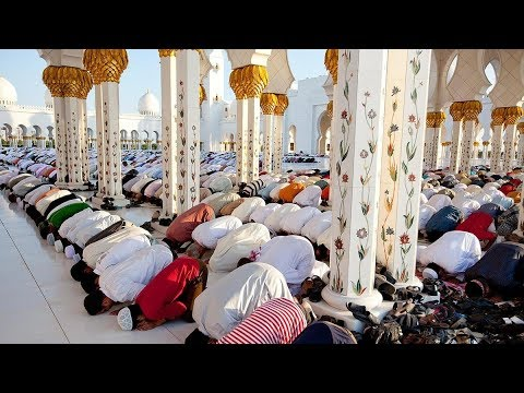 [11 August 2019] Muslims around the world celebrating Eid al-Adha - English