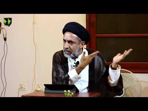 [47] Dars Quran | H.I Syed Muhammad Haider Naqvi -  01 April 2019 - Urdu