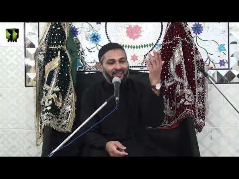 [01] Topic: Nizam e Wilayat    Syed Zaigham Rizvi   Muharram 1441/2019 - Urdu