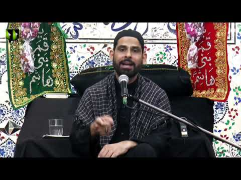 [02] Topic: The Generation of Zahoor | Moulana Mubashir Zaidi | Muharram 1441/2019 - Urdu