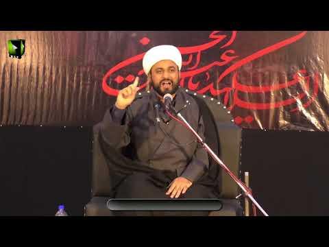 [03] Topic: Sunan-E-Illahiya | Moulana Mohammad Ali Fazal | Muharram 1441 - Urdu