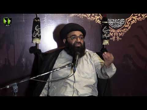 [04] Topic: Ibrat e Ashura | H.I Kazim Abbas Naqvi | Muharram 1441/2019 - Urdu