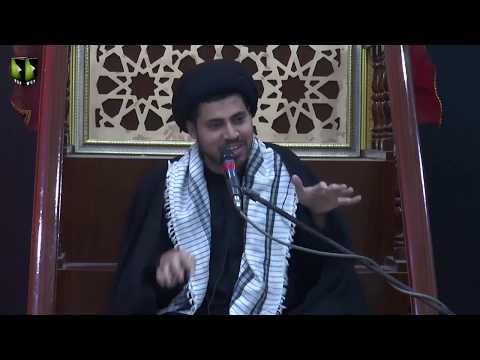 [05] Topic: Nusrat-e-Imam Hussain (as) | Moulana Haider Ali Jafri | Muharram 1441/2019 - Urdu