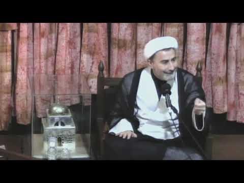 [8th night] Topic:Imam Hussain (A.S) A Caller To Allah SWT |Sheikh Mansour Leghai Muharram 1441/2019 English