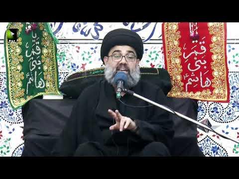 [08] Topic: Ahya-e-Deen Wa Imamat| H.I Ahmed Iqbal Rizvi | Muharram 1441/2019 - Urdu