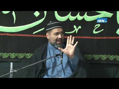 [12 Majlis]  Topic:Less is more in a culture of Extravagant spending Br. Syed Asad Jafri  Muharram 1441/2019 English