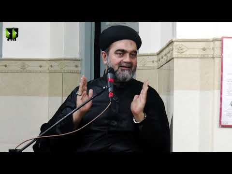 [05] Topic: Mojizaat Imam Hasan (as) Or Tarekh e Azwaaj e Masoom | H.I Muhammad Ali Naqvi - Urdu