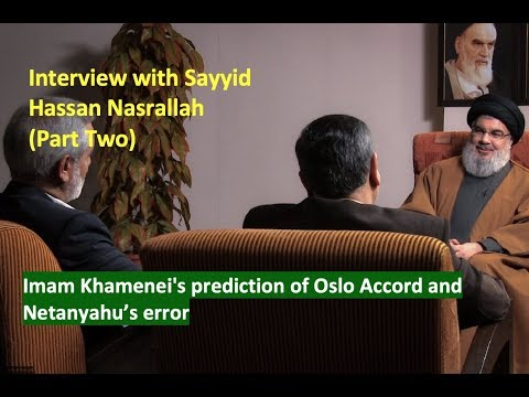 [2/5] (ENGLISH DUBBED) Interview with Sayyid Hassan Nasrallah - Oct 2019