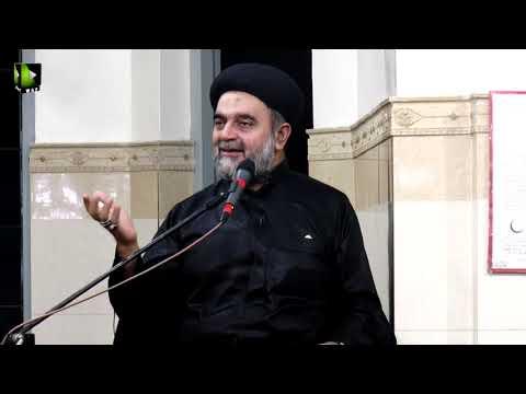 [07] Topic: Mojizaat Imam Hasan (as) Or Tarekh e Azwaaj e Masoom | H.I Muhammad Ali Naqvi - Urdu
