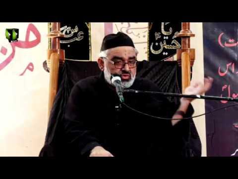 [04] Topic: Islami Tarbiyat Kay Marahil Or Bunyadi Usool   H.I Ali Murtaza Zaidi   Safar 1441 - Urdu