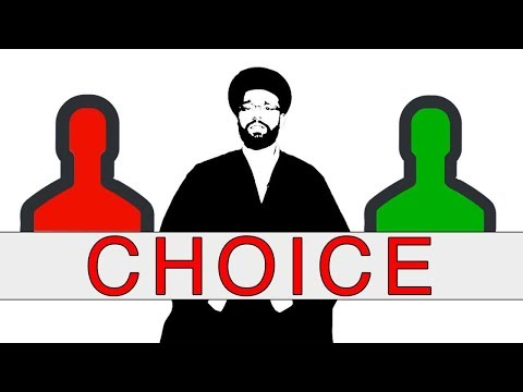 The Choice IS YOURS | The Message of Hurr | CubeSync | English