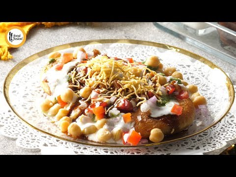 [Quick Recipes] Masala Aloo Tikki Chaat - English Urdu