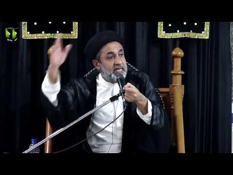 [06] Topic: Karbala Sirat e Mustaqeem | H.I Muhammad Haider Naqvi | Safar 1441 - Urdu