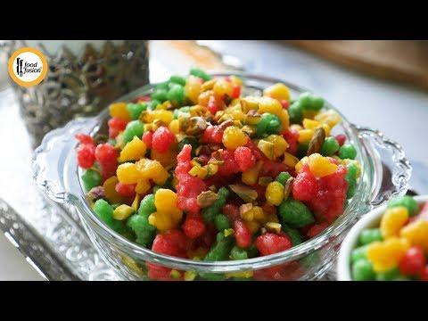[Quick Recipe] Sweet Boondi - English Urdu
