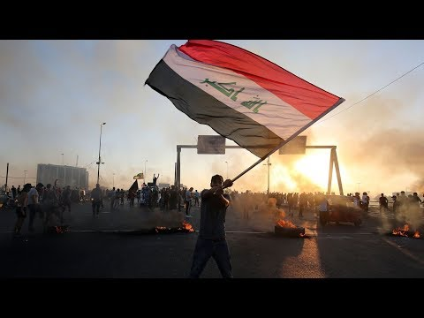 [29/10/19] Iraqi officials accuse some media outlets of fabricating lies about protests - English