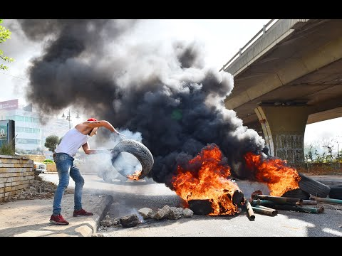 Press TV s The Debate - Lebanon protests - 30Oct19 - English
