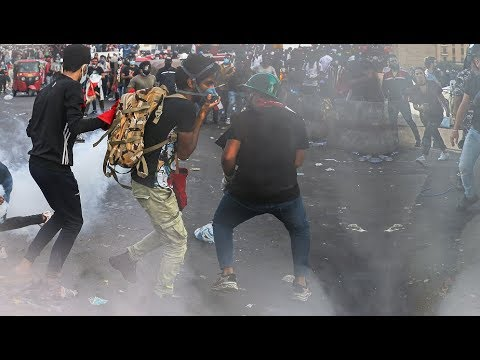 The Debate - Iraq, Lebanon Protests - 31Oct19 - English