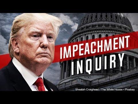 Debate: Trump impeachment inquiry - 1Nov19 - English
