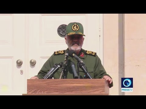 [02/11/19] IRGC Commander: Iran wont allow enemies to threaten its borders - English