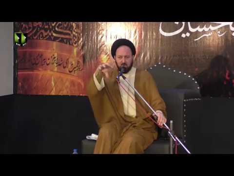 [02]Kya Hum bhi Rasool Allah kay Sahabi ban Saktay Hain?   Dr. Molana Ali Hussain Madni Rabi ul Awal 2019-1441   Urdu