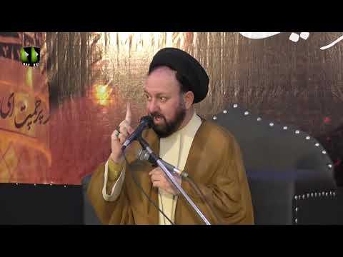 [03]Kya Hum bhi Rasool Allah kay Sahabi ban Saktay Hain?   Dr. Molana Ali Hussain Madni Rabi ul Awal 2019-1441   Urdu