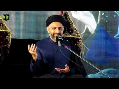 [Majlis] Moulana Syed Nusrat Abbas Bukhari   21 November 2019 - Urdu