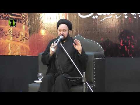 [05] Topic: Kya Hum bhi Rasool Allah kay Sahabi ban Saktay Hain?   Dr. Molana Ali Hussain Madni   Rabi ul Awal 1441-2019