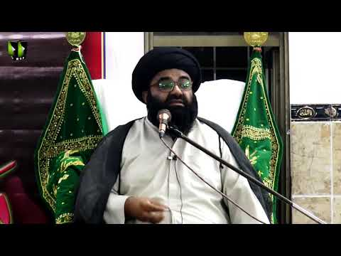 [01] Topic: Maad Aur Barzagh   معاد اور برزخ   H.I Kazim Abbas Naqvi - Urdu
