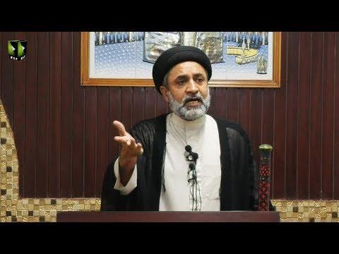 [ Friday Sermon  - خطبہ جمعہ ] H.I Muhammad Haider Naqvi   29 November 2019 - Urdu