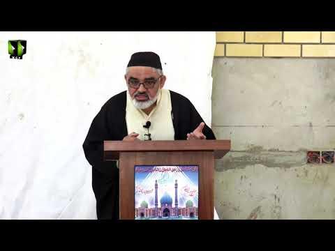 [Friday Sermon   خطبہ جمعہ] H.I Syed Ali Murtaza Zaidi   20 December 2019 - Urdu