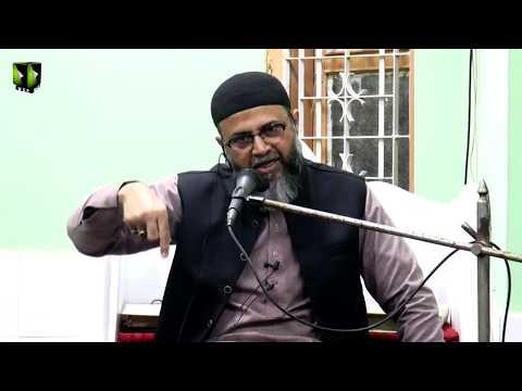 [Majlis] Takrem-e-Shohada   General Qasim Soleimani, Abu Mehdi Muhandis -Janab Naqi Hashmi Urdu