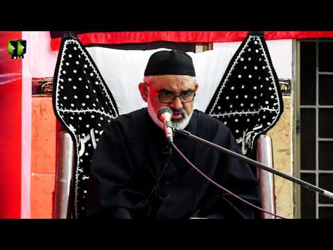 [Majlis] Shab-e-Girya Wa Dua   Shahadat Hazrat Fatima Zehra (sa)   H.I Syed Ali Murtaza Zaidi - Urdu