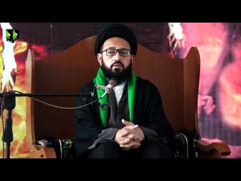 [Majlis] Hazrat Fatima (sa) Ke Nigah May Wilayat Say Inheraf Kay Asbab   H.I Sadiq Raza Taqvi - Urdu
