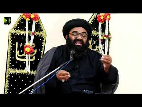 [Majlis 5] Al-Shaffiya, Al-Shaheeda, As-Siddiqa | H.I Kazim Abbas Naqvi | Ayaam-e-Fatimiya 1441 - Urdu