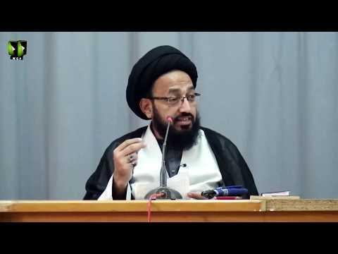 [Lecture] Life Planning & its Benefits | H.I Sadiq Raza Taqvi - Urdu