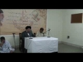 Ramzan -  2009 Lecture - Persian with Urdu Translation