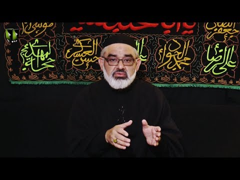 [Majlis 4] Mah-e-Ramzaan Or Nusrat e Ahlebait (as) | H.I Ali Murtaza Zaidi | Ayam-e-Imam Ali - 1441 - Urdu
