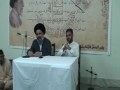 Agha Bahudini 3rd Ramzan 2009 Lectures - Respecting our Seniors - Persian with Urdu translation