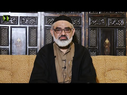 [15] Mah-e-Ramzaan Or Nusrat e Ahlebait (as) | H.I Ali Murtaza Zaidi - Urdu