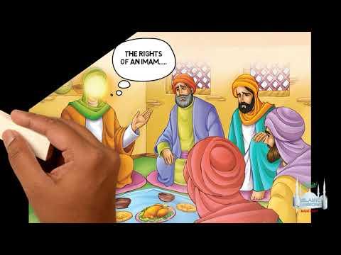 MADRASA - Why is the Imam Hidden? - B30   English