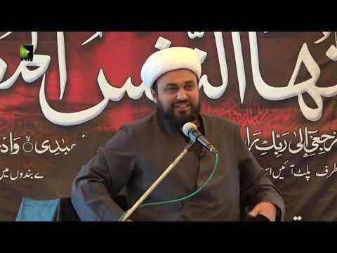 [07] Ashura Aur Intizar   حجّۃ الاسلام مولانا محمد علی فضل   Urdu