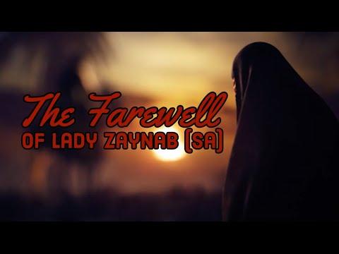 Clip  The Farewell of Lady Zaynab (sa) Farsi Sub English