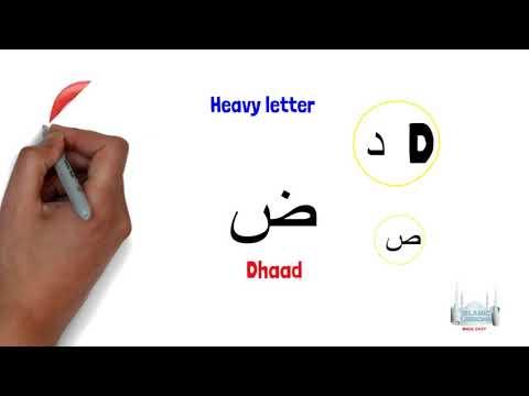 Reading Arabic - Alphabet - Lesson 1 | English