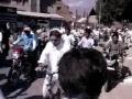 Quds Day 2009 - Youm al Quds in Kashmir India  - Urdu