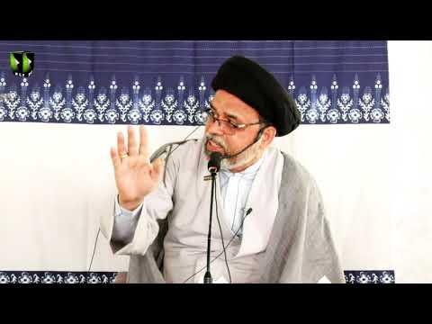 [Dars] Imam Taqi (as) Kay Dour May Imamat Kay Aqeda Say Mutaliq Shubhaat | H.I Haider Abbas Abidi | Urdu