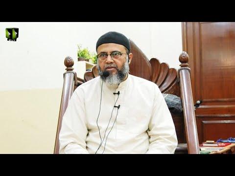 [Lecture] Shaheed Dr. Muhammad Ali Naqvi Or Tanzeem Sazi | Moulana Ali Naqi Hashmi | 06 March 2021 | Urdu